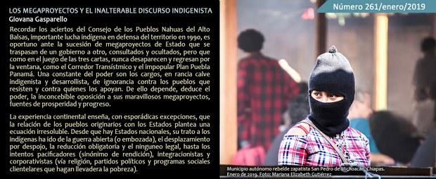 Municipio autónomo rebelde zapatista San Pedro de Michoacán, Chiapas. Enero de 2019. Foto: Mariana Elizabeth Gutiérrez