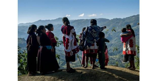La región del conflicto, Chalchihuitán, Los Altos de Chiapas