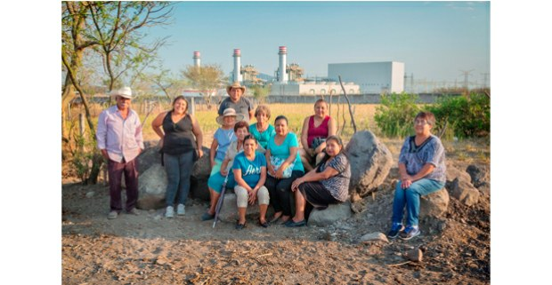 El movimiento opositor a la Termoeléctrica de Huexca, Morelos. Foto: Antonio Turok