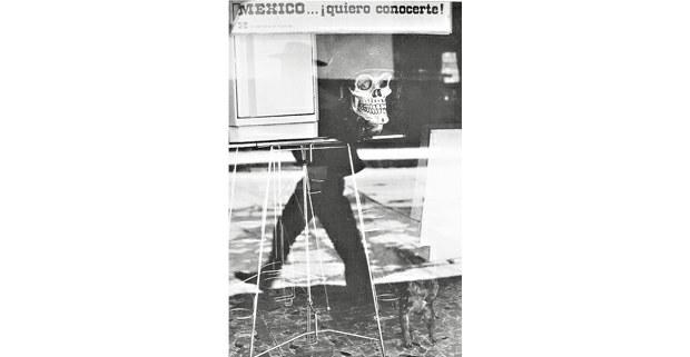 """""""México... ¡quiero conocerte!, 1975"""", Graciela Iturbide. Cuando habla la luz, Fomento Cultural Banamex, 2018"""