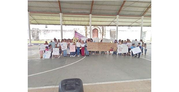 Red de mujeres zoques, Chapultenango, Chiapas, 2020
