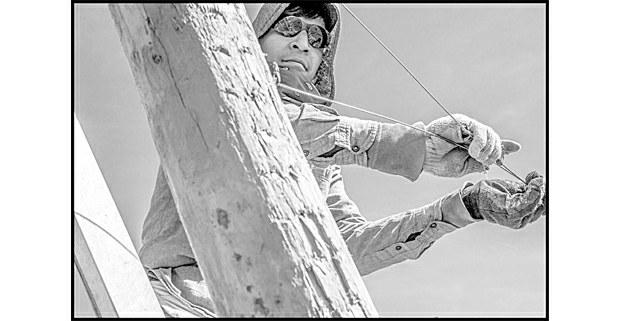 Jornaleros en las granjas del norte están en el ojo del huracán del Covid-19. Foto: David Bacon