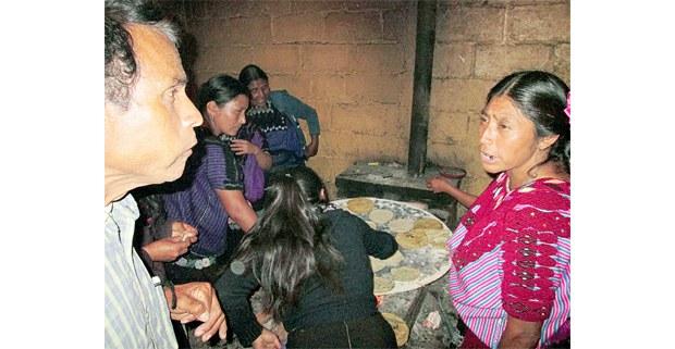 El comal de Las Abejas, Acteal, Chiapas. Foto: Ojarasca