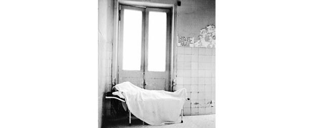 Hospital General, México D. F., ca. 1952
