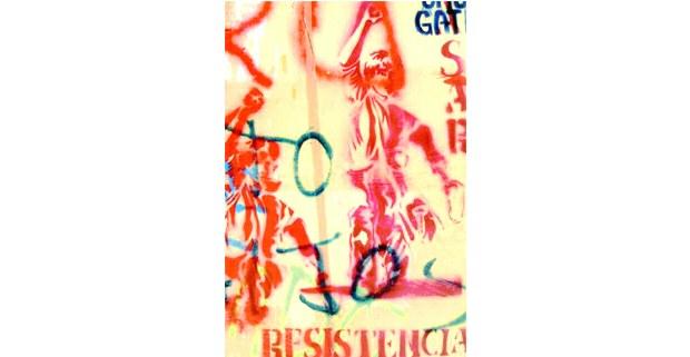 De Oaxaca en movimiento. La gráfica en la resistencia oxaqueña. La Guillotin-Casa Vieja, México, 2013.