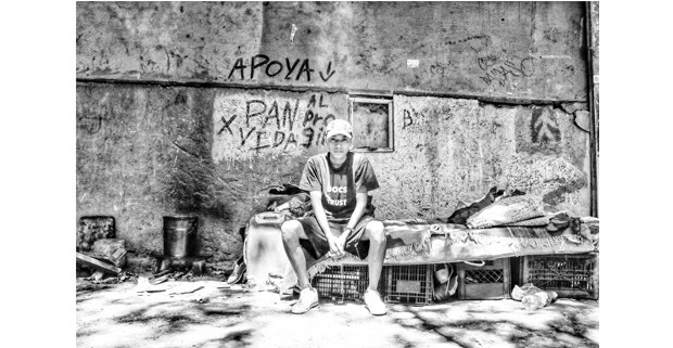 La juventud expuesta al futuro negado. Foto: Mario Olarte
