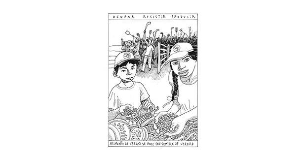 Ilustración de Carlos Julio Sánchez
