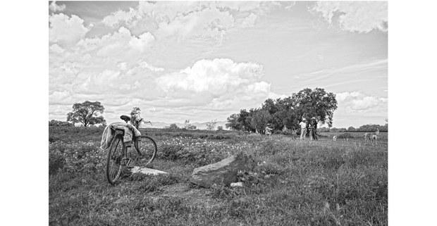 El camino que me llevó al campo. Atenco, Edomex, 2021. Foto: Mario Olarte