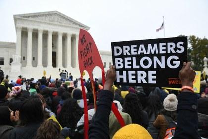 AFP dreamers corte suprema.jpeg