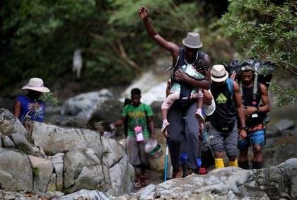 AFP haitianos en Darién.jpeg